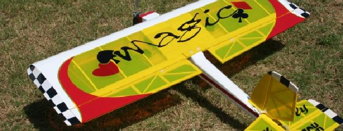 Modeltech Magic V2 Funfly Electric Conversion Review Rc