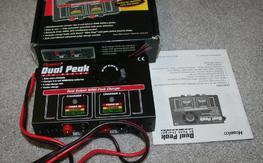 New Hobbico Dual peak Nicad/Nimh charger