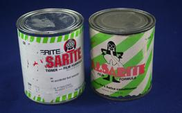 2 16oz cans of balsarite