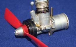 Wen-Mac MKII .049 engine