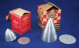 Froom and Veco Aluminum spinners