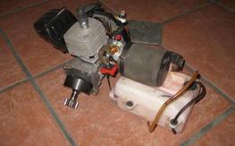 HPI Baja 5b Engine 26cc