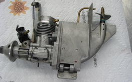 3.5 k&b outdrive  / OUTBOARD    free shipping