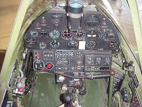 Attachment browser: P-40 dash.jpg by FatBum - RC Groups