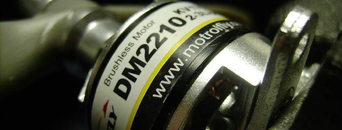 The DM2210 has insane power on an APC 7x5 prop!