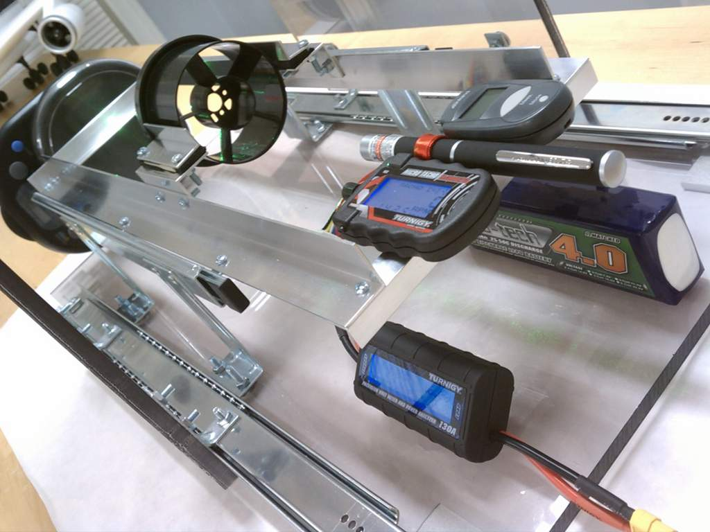 Edf Test Stand Rc Groups