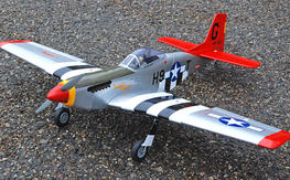 Hangar 9 P-51 40 ARF