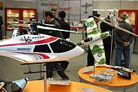 Name: Dogfighter MPX stand with Funcopter.jpg