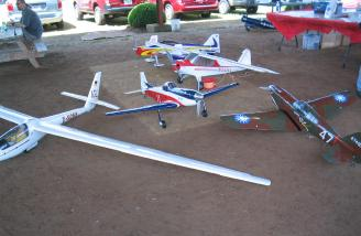  Horizon Hobby's Planes.