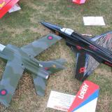 Hobby-Lobby's fast jets.