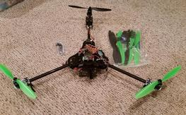 Turnigy Tricopter (Carbon)