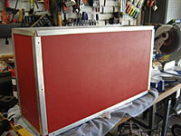 Name: 002.jpg Views: 26 Size: 102.0 KB Description: All of the aluminum parts in place but no rivets yet.