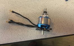 Omega 103 gram motor