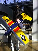 Name: Tom at EAA with Kommander 2.26.12.jpg