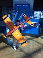 Name: Tom at EAA with MK Champion 2.26.12.jpg
