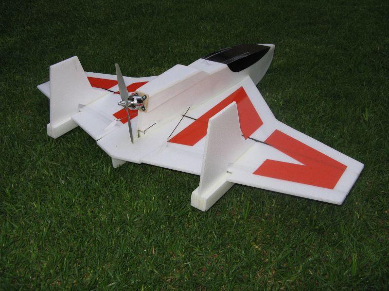 Радиоуправляемые модели самолетов из пенопласта своими руками 11