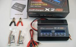 HiTech X2-400 Charger