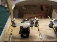 Name: IMG_0905.jpg Views: 613 Size: 48.7 KB Description: The rudder servo, pull-pull for rudder + nose gear