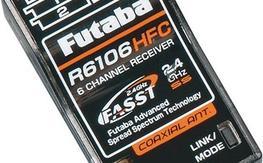 NIB Futaba R6106HFC receiver