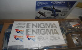 Enigma 3D with recommended Hyperion motor