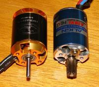 Name: Scorpion.222.1.6.Motor.Align.430XL.Motor.02.jpg Views: 494 Size: 78.9 KB Description: Side x Side: Scorpion 2221-6 Motor / Align 430XL