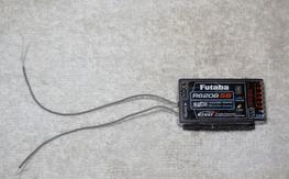 Futaba R6208SB Fasst S-Bus Receiver RX, 8 Channel