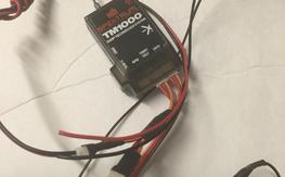 TM 1000 Telemetry with Temp and Current Sensor