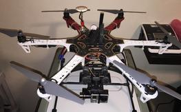 Like New - DJI F550  ARF or FRAME
