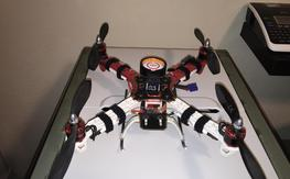 Like new DJI FW330 ARF