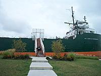 Name: 100_5392.jpg Views: 4 Size: 666.8 KB Description: A long high gangplank.