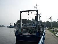 Name: 100_5178.jpg Views: 5 Size: 554.5 KB Description: NOAA research vessel Laurentian docked just ahead of the USS Silversides in Muskegon.