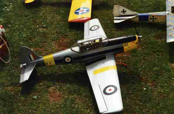 Chiltern Models DHC-1 Chipmunk