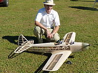 Name: 20120924 Dave & PT-19 bones.JPG