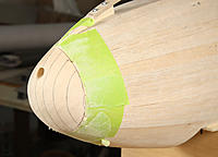 Name: 153-nose block mostly sanded.jpg