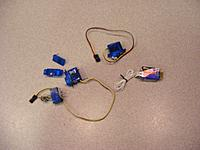 Name: Receiver and Servos.jpg