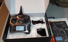 Spektrum DX9 Transmitter (Like New)