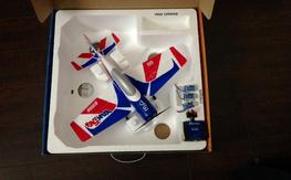 UMX Yak 54 180 3D BNF w/3 batteries & charger - Like New!