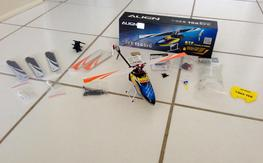 FREE SHIPPING! T-Rex 150 Micro Heli - New and many upgrades; Extras!