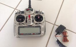 FINAL PRICE REDCUTION! JR X9503 Helicopter Radio - w/Spektrum DSMX