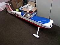 Name: Katana Rudder Installed.jpg