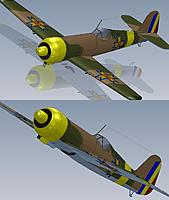 Name: IAR 80 3_4.jpg Views: 27 Size: 201.8 KB Description: My SolidWorks IAR 80 has a ways to go before she sees daylight