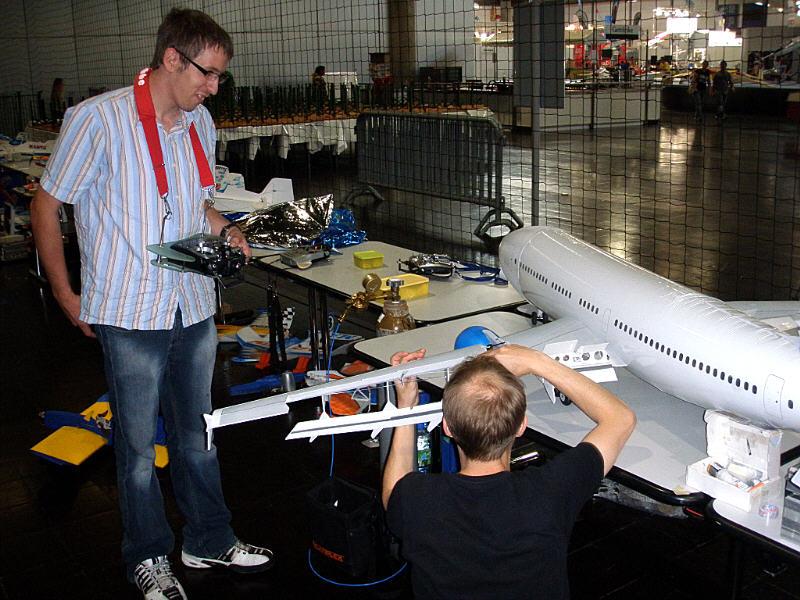 Фееричный полет А310