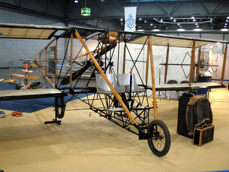 Original aircraft from the movie.