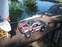 Name: Rons new Traxxas Slasher.jpg