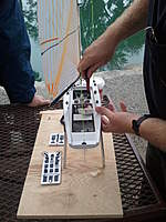 Name: Rudder Servo repair.jpg