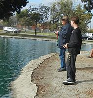 Name: Gary and a walk up trying sailing for the first time.jpg