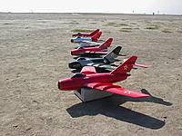 Name: P9140003.JPG Views: 60 Size: 193.0 KB Description: K&A MiG-15's ... five of them !