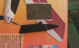 Credit card knife<<<<<<NEW>>>>>