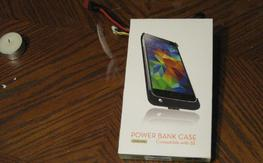 samsung galaxy s5 case and charger <<NEW<<<<