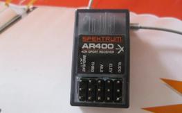 Spektrum receiver AR400<<<<<